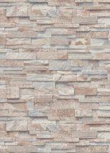 Erismann MIX Collection/Bestseller 02363-10  Natur palatégla kövek 3D bézs barna szürke tapéta