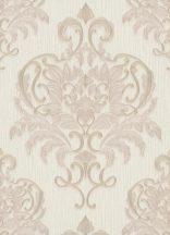 Erismann MIX Collection/Bestseller 02437-20 Klasszikus barokk díszítőminta krém bézs barna csillogó hatás tapéta