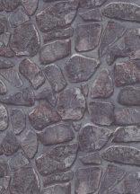 Erismann MIX Collection/Bestseller 05548-30 Natur kőmintázat Flintstone stílusban szürke barna vörösesbarna tapéta