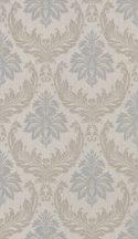 Rasch Textil Da Capo 085494  barokk díszítőminta textil krém bézs szürke arany tapéta