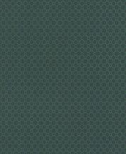 Rasch Textil Da Capo 085708 grafikus minta zöld árnyalatok tapéta