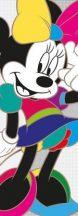 Minnie Colorful 1-422 Disney poszter
