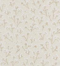 Caselio Sunny Day 100251000 POPPY Natur bimbózó pipacsok krém bézs barna fehér tapéta