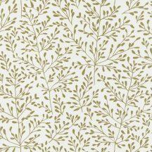 Caselio Sunny Day 100277009  LUCY Natur ágak levelek krémfehér halvány khaki zöld tapéta