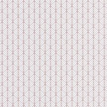Mistinguett Geometrikus rombuszminta hűvös fehér rózsaszín csillogó arany tapéta