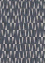"""Erismann Carat 10061-15  Geometrikus """"hegyes"""" háromszögek antracit bézs fénylő mintafelület tapéta"""
