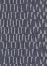 """Erismann Carat 10061-37 Geometrikus """"hegyes"""" háromszögek antracit szürkésbarna fénylő mintafelület tapéta"""