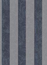 Erismann Carat 10077-37  Klassikus csíkos antracit szürkésbarna csillámló mintafelület tapéta