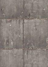 Erismann Instawalls 2, 10084-11 Ipari design fal betonlapokból szürke bronz barna tapéta