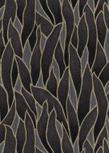 Erismann Spotlight 10104-33 Natur Stilizált levélmintázat fehér szürke antracit arany tapéta