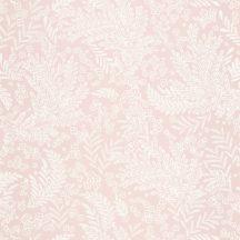 Caselio Flower Power 101894040 SEPTEMBER Csodás virágdekor hónapról hónapra Szeptember gyengéden fénylő őszi virágminta rózsaszín íriszfehér tapéta