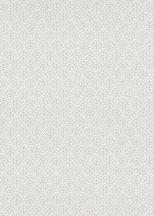 Erismann Code Nature 10211-31 Grafikus díszítőminta apró elemek láncolata szürkésfehér ezüstszürke tapéta