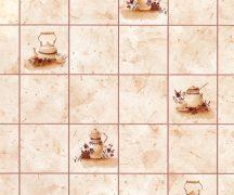 Dc-fix 200-2619 Csempe mintázatú bézs barna öntapadó fólia