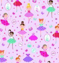 Dc-fix 200-3224 Celina Hercegnő rózsaszín szines öntapadó fólia
