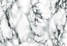 Dc-fix 200-8064 márvány mintázatú fehér fekete öntapadó fólia