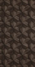 BN Loft 218410  Geometrikus grafikus 3D fa hatású minta sötétbarna árnyalatik tapéta