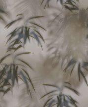 BN Finesse Dimensions 219540 natur trópusi levelek szürke szürkésbarna sötétzöld tapéta