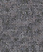 BN Finesse Dimensions 219581 Geometrikus hatszökek színátmenettel szürke tapéta