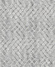 BN Finesse 219704  Art Deco geometikus káróminta  szürke ezüst  tapéta