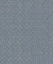 BN Finesse 219721  Art Deco geometikus grafikus körök kék szürke ezüst bronz tapéta