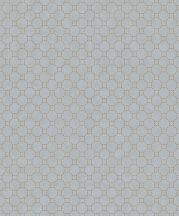 BN Finesse 219727  Art Deco geometikus grafikus körök világoskék rézszín tapéta