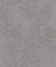 BN Finesse 219730 Art Deco natur tollminta szürke szürkésbarna rézszín tapéta