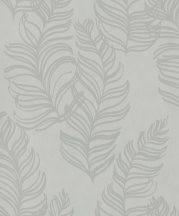 BN Finesse 219732 Art Deco natur tollminta szürke szürkészöld ezüst tapéta