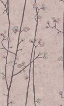 BN Van Gogh 2, 220021 Natur virágos rügyedező nyíló virágok fáradt rózsaszín szines tapéta