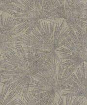 BN Panthera 220132  botanikus trópusi levelek bézs barna szürkésbarna sárga tapéta