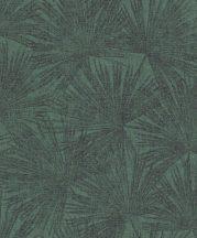 BN Panthera 220134  botanikus trópusi levelek zöld sötétzöld fekete tapéta