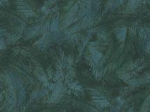 BN Grand Safari 220563 GREENERY Natur Trópusi levelek zöld árnyalatok smaradgzöld fekete tapéta
