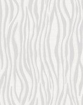 Marburg Casual 30403  Design hullámminta halvány szürke ezüst tapéta