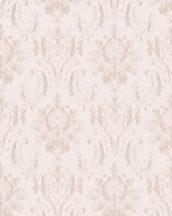Marburg Home Classic Belvedere 30627  barokk díszítőmintahalvány rózsaszín roségold fénylő felület tapéta