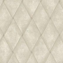 Marburg Platinum 31004 Geometrikus eltolt rombuszok szürke szürkésbarna ezüst tapéta