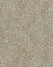 Marburg La Veneziana 4, 31330 natur organikus minta szürke szürkésbarna arany fémes hatás tapéta