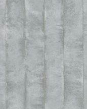 Marburg Avalon 31616  Ipari design patinás betonpanel szürke ezüst fémes hatás