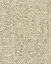 Marburg Avalon 31618  Natur textil szőtt geometrikus minta bézs barna enyhe csillogás tapéta