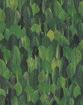Marburg Imagine 31735  Natur realisztikus levél mintázat zöld árnyalatok tapéra