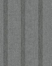 Marburg Schöner Wohnen New Modern 31827 Natur Modern csíkos minta szövetstruktúra szürke sötétszürke szürkésfehér tapéta