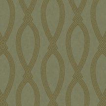 Marburg Memento 32016 EXPLORE SURFACES Absztrakt geometriai minta zöld/szürkészöld rézszín applikált csillogó szemcsék tapéta