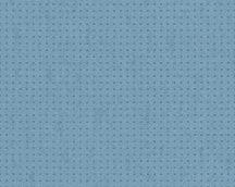 As-Creation Amory 32420-6 Geometrikus apró ezüstösen csillogó négyzetek kék tapéta