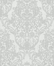 Marburg City Glam/Urban Spaces 32602 Klasszikus barokk díszítőminta világosszürke ezüst fémes hatás tapéta