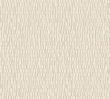 As-Creation Kingston 32774-2 Grafikus minta bézs csillogó ezüst részletekkel tapéta