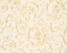 As-Creation Versace 3, 34326-1 indaminta krémfehér krém bézs arany  tapéta