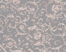 As-Creation Versace 3, 34326-5  indaminta szürke bézs ezüst tapéta