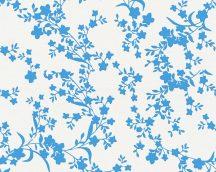 As-Creation Esprit 13, 35753-2  virágos fehér kék  tapéta