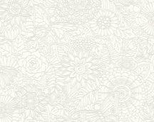 As-Creation Boys and Girls 6/Club Tropicana 35816-1 Pop Art krémfehér ezüst  tapéta