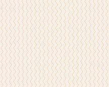 As-Creation Esprit 13, 35818-2  cikk-cakk minta fehér narancs tapéta
