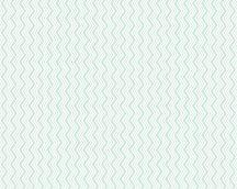 As-Creation Esprit 13, 35818-3  cikk-cakk minta fehér mentazöld tapéta