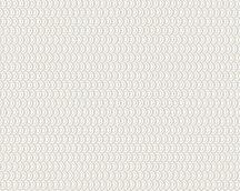 As-Creation Esprit 13, 35819-4  grafikus minta fehér szürkésbézs tapéta